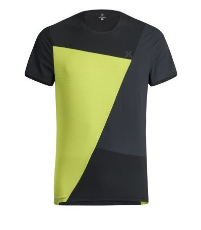 OUTDOOR COLOR BLOCK T-SHIRT - 9347
