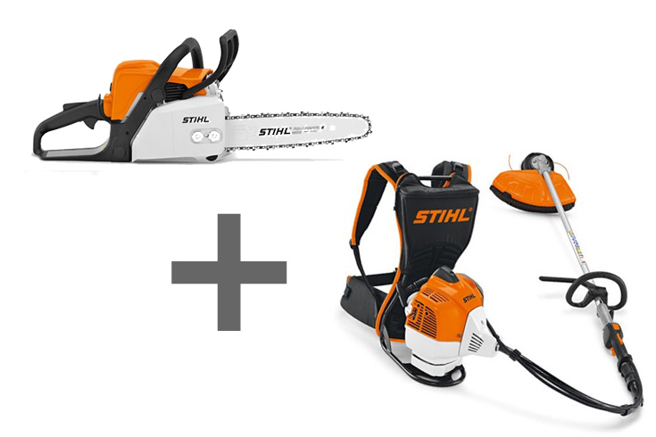 Stihl |Set. FR 460 TC-E |e. MS 170