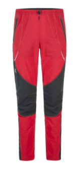 Free K Pants - rosso