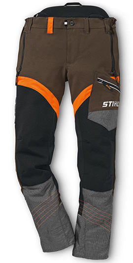 Pantaloni di sicurezza ADVANCE X-CLIMB