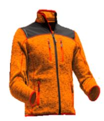 PFANNER PROTOS INUIT KINDERJACKE ORANGE